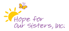 Logo for Hope for Our Sisters